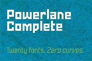 Powerlane Complete
