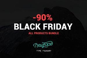 Newface Black Friday Bundle