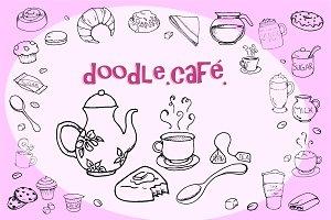 30+ Café Doodles