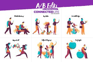 Connected Life - AB People