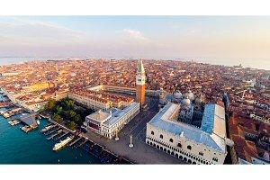 Venice With Saint Mark's Square