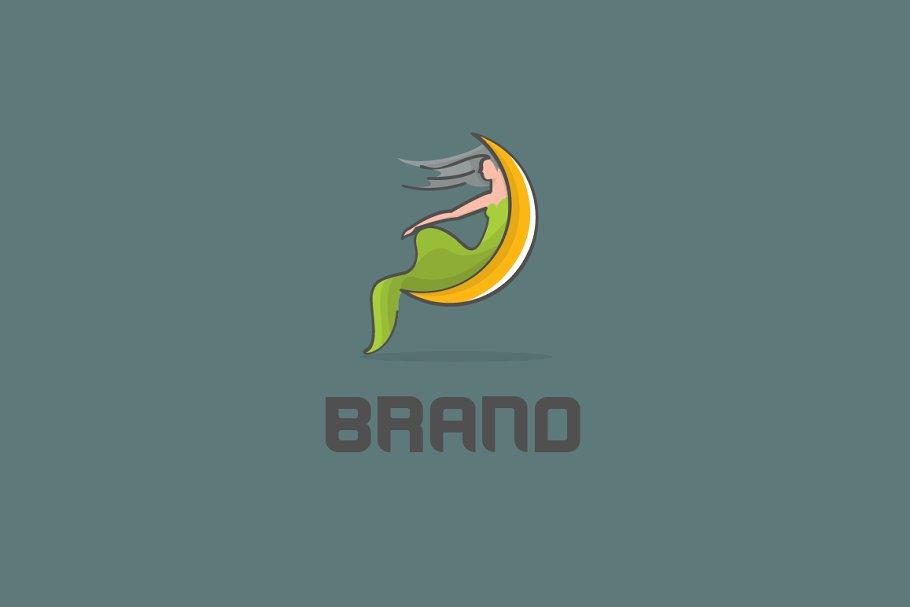 Moon Lady Logo