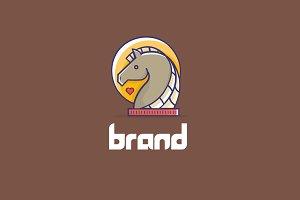 Noble Horse Logo