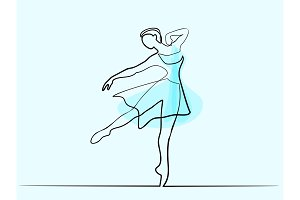 Ballet Dancer ballerina