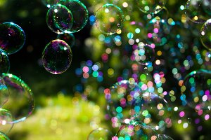 Bokeh Bubble Shine