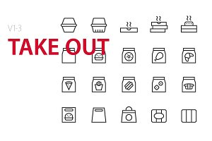 60 Take out UI icons