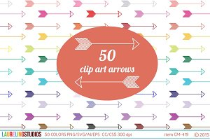Arrow Clipart: png/svg/ai/eps files