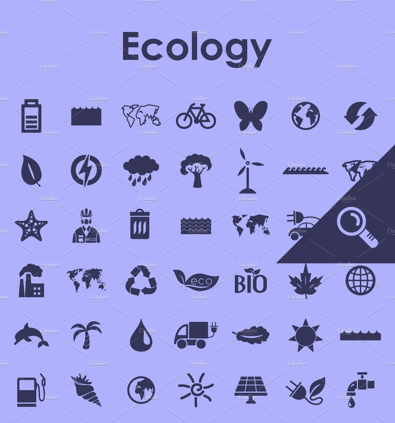 cover letters examples 42 ecology simple icons icons creative market 21203 | setsimple73 02 01 01
