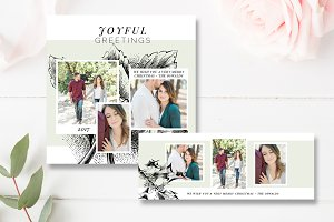 Holiday Photography Templates