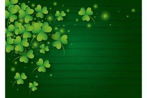 St Patricks day background design