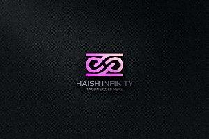 Haish Infinity – Logo Template