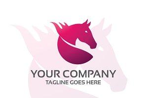 horse – Logo Template