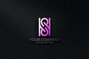 HS Company – Logo Template