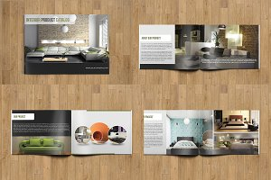 Interior Brochure | Catalog-V769