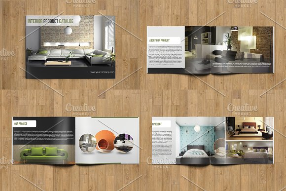 Interior Brochure Catalog-V769