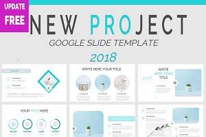 2018 Project Google Slide Template