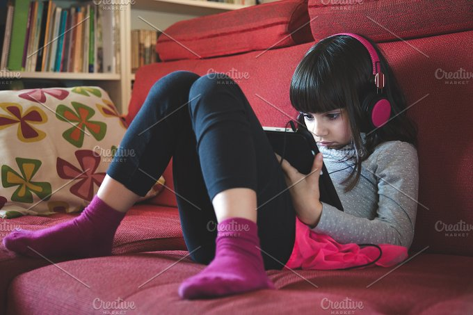 Little girl with tablet.jpg - People