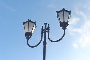 Retro street lamp 2