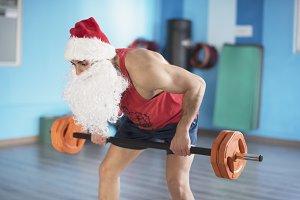 Training santa