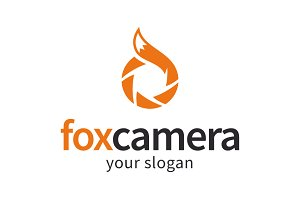 Fox Camera Logo