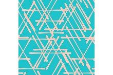 Seamless geometric background.