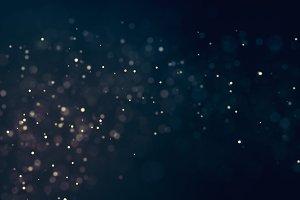 Glitter lights defocused background