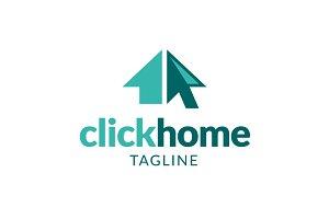 Click Home Logo