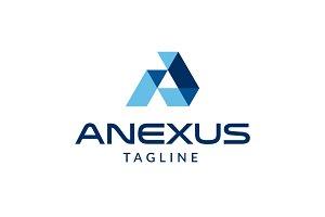 Anexus Logo Letter A