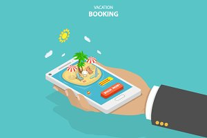 Vacation booking