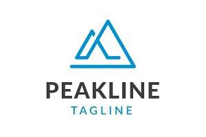 Peak Line Logo