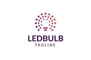 Led Bulb Logo
