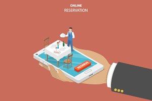 Restaurant online booking