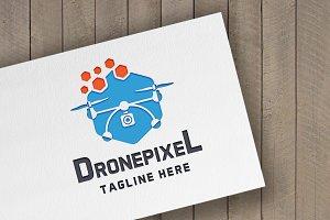 DronePixel Logo