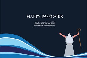 Happy Passover (Jewish Holiday) #3