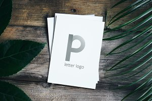 P Letter Logos