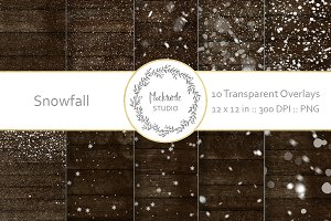 Snow Digital Overlays