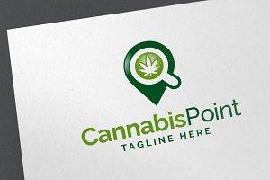 Cannabis Point Logo
