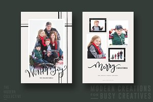 Christmas Card | Wonder Plaid