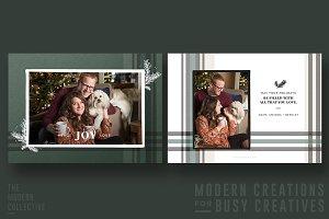Holiday Card | Sprigs & Plaid