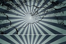 Sunbursts Vector Graphics