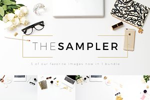 The Sampler Header Image Bundle