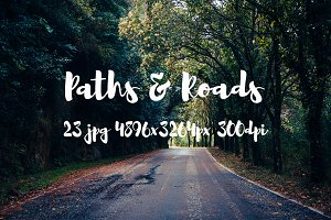 Roads & paths II