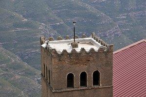 montserrat tower