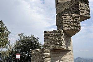 montserrat monument