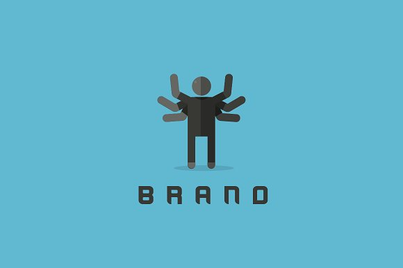 Give Me A Hand Logo