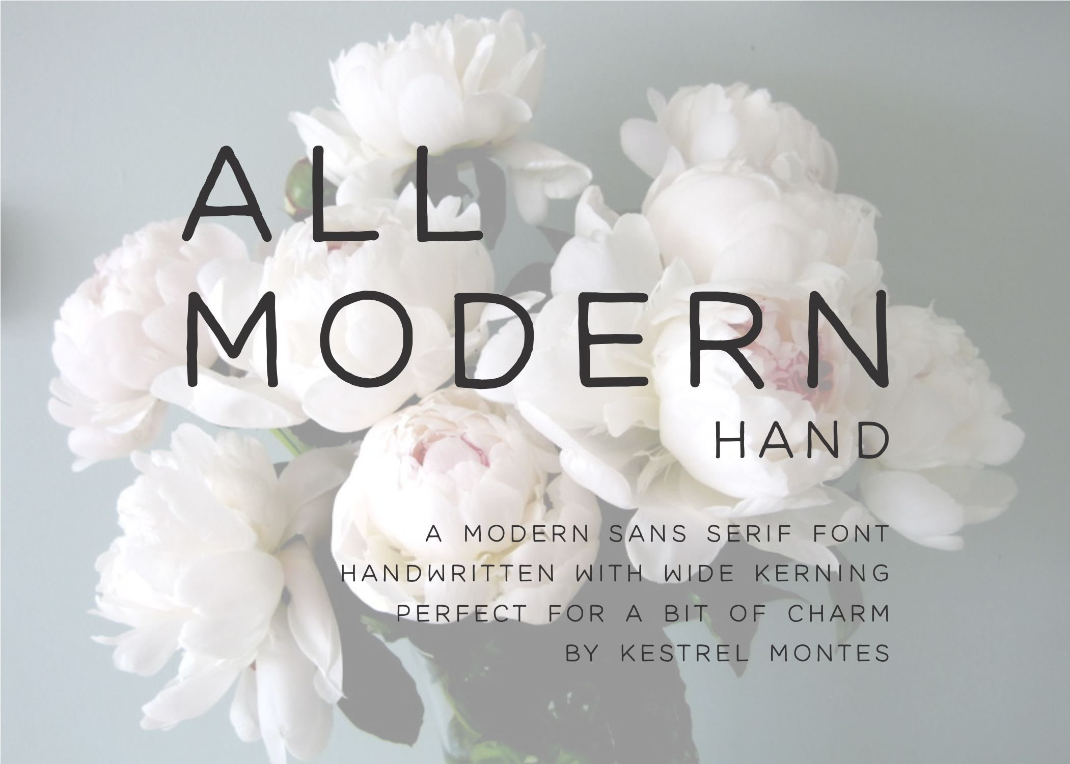 All Modern Hand Sans Serif Fonts Creative Market Planting Roses Diagram Click For Printer Friendly Download