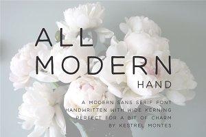 All Modern Hand