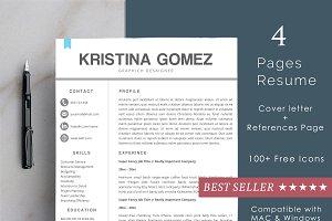 resume boutique co creative market