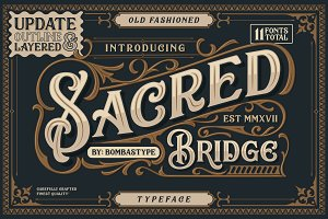 Sacred Bridge + Extras