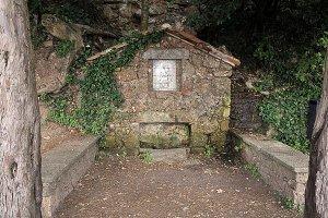 small pavilion monument